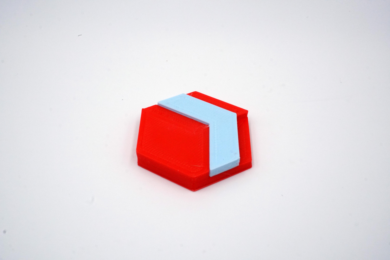 3D Badge - Wichtel