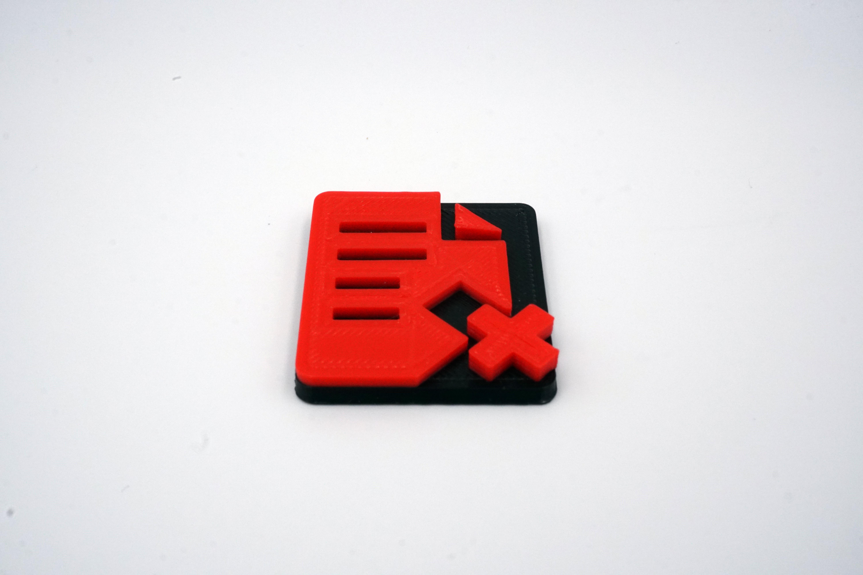 3D Badge - Hochlads gelöscht