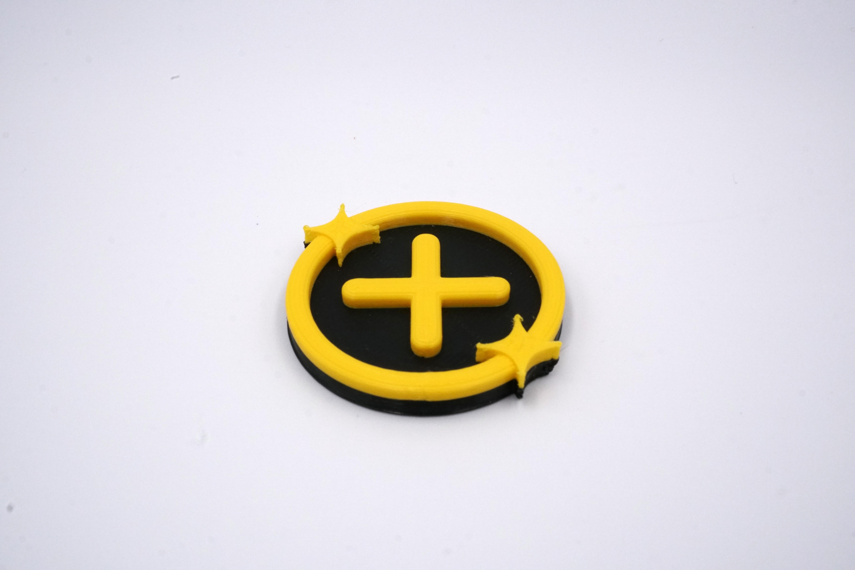 3D Badge - Gewinn Benitrator 2020