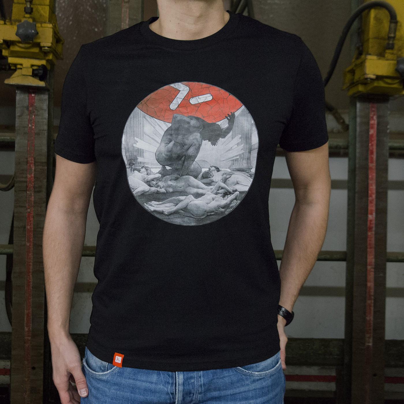 T-Shirt Atlas