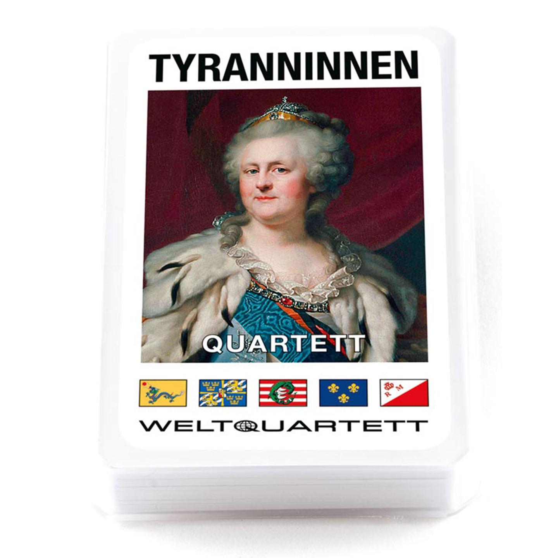 Quartett - Tyranninnen
