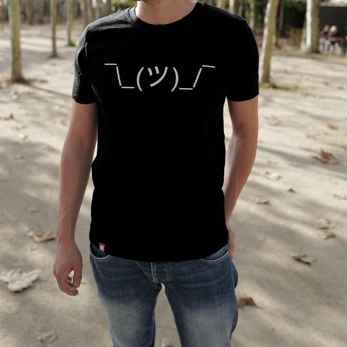 T-Shirt Shrugface