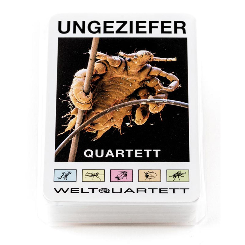 Quartett - Ungeziefer
