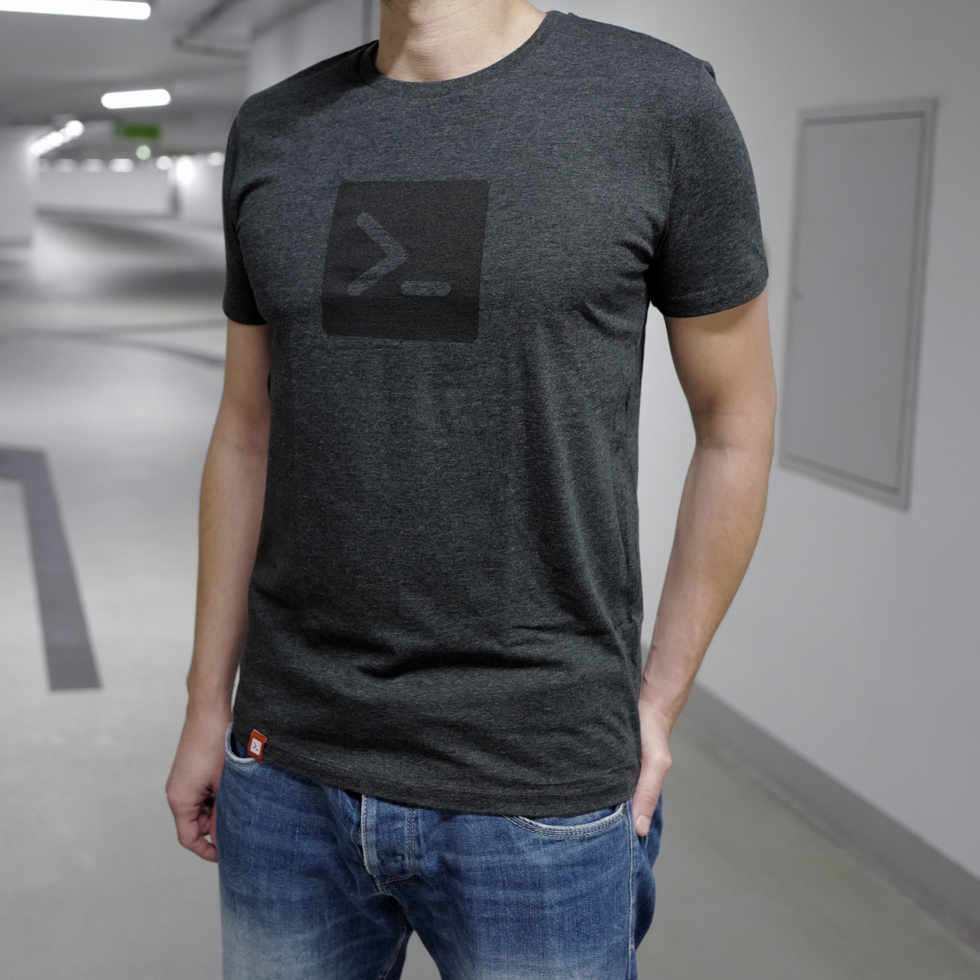 T-Shirt – pr0 Logo