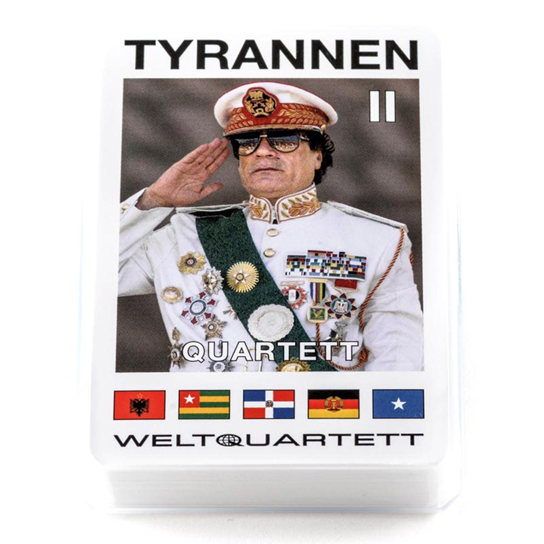 Quartett - Tyrannen Teil 2