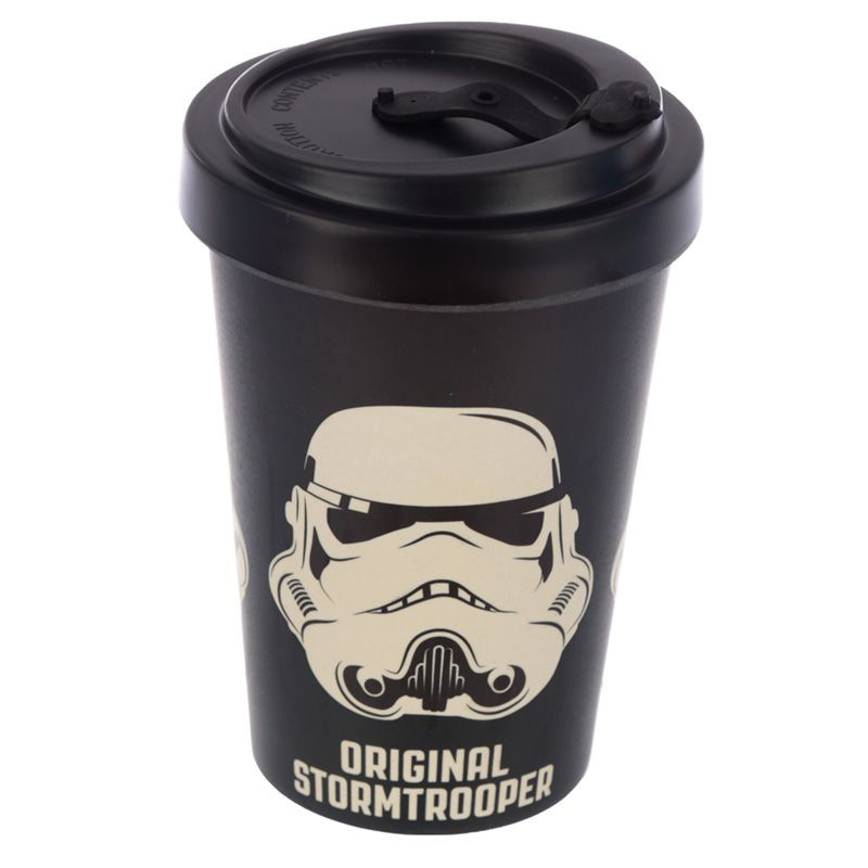 To Go Becher - Stormtrooper - Schwarz