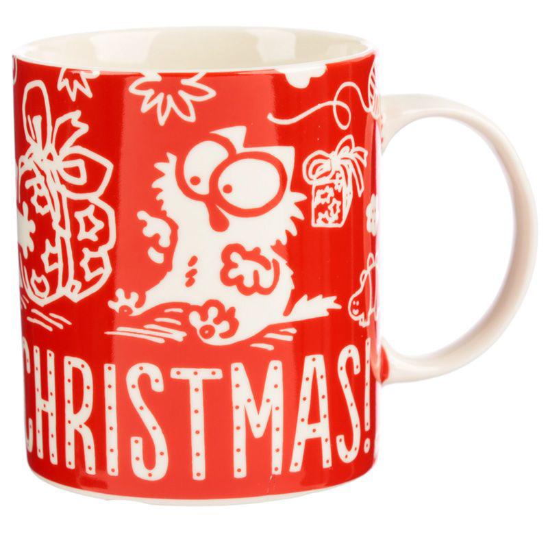 Tasse - Simon's Weihnachten
