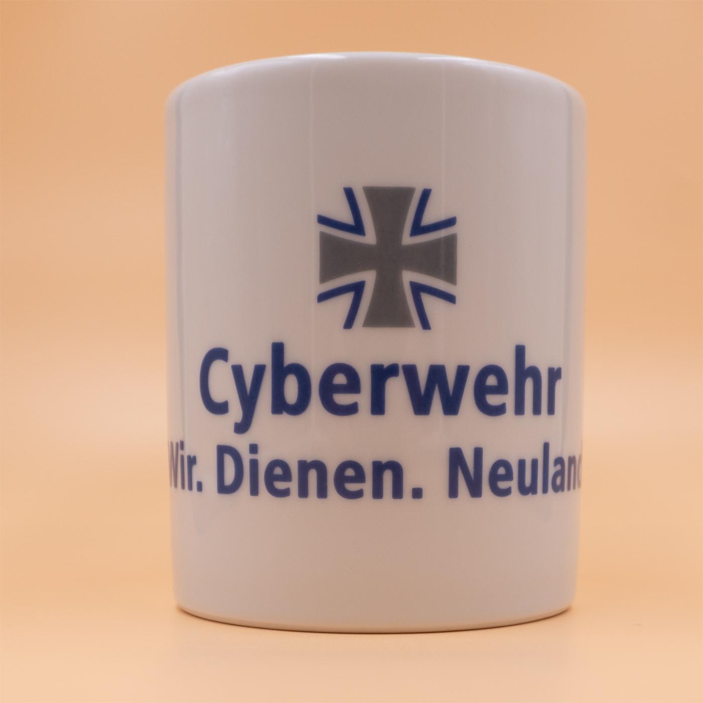 Tasse - Cyberwehr