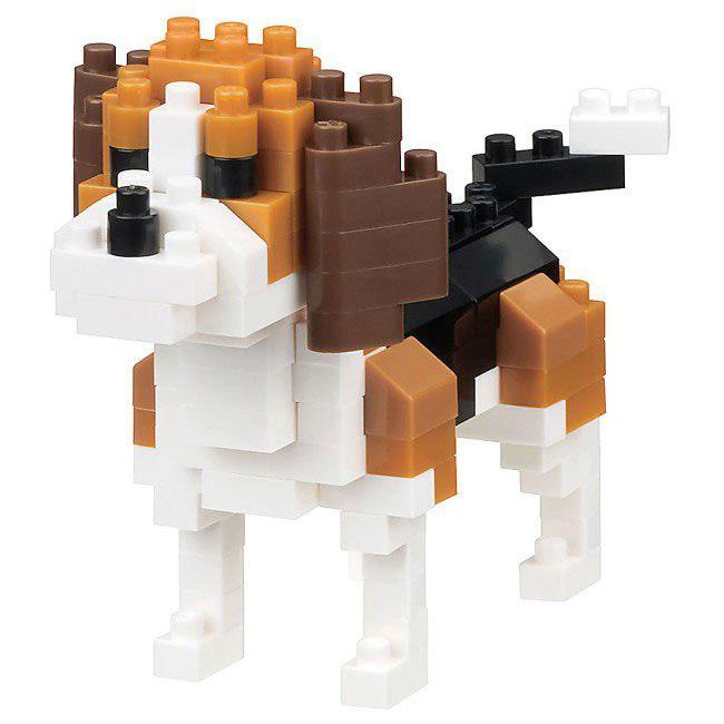 Beagle - Nanoblock