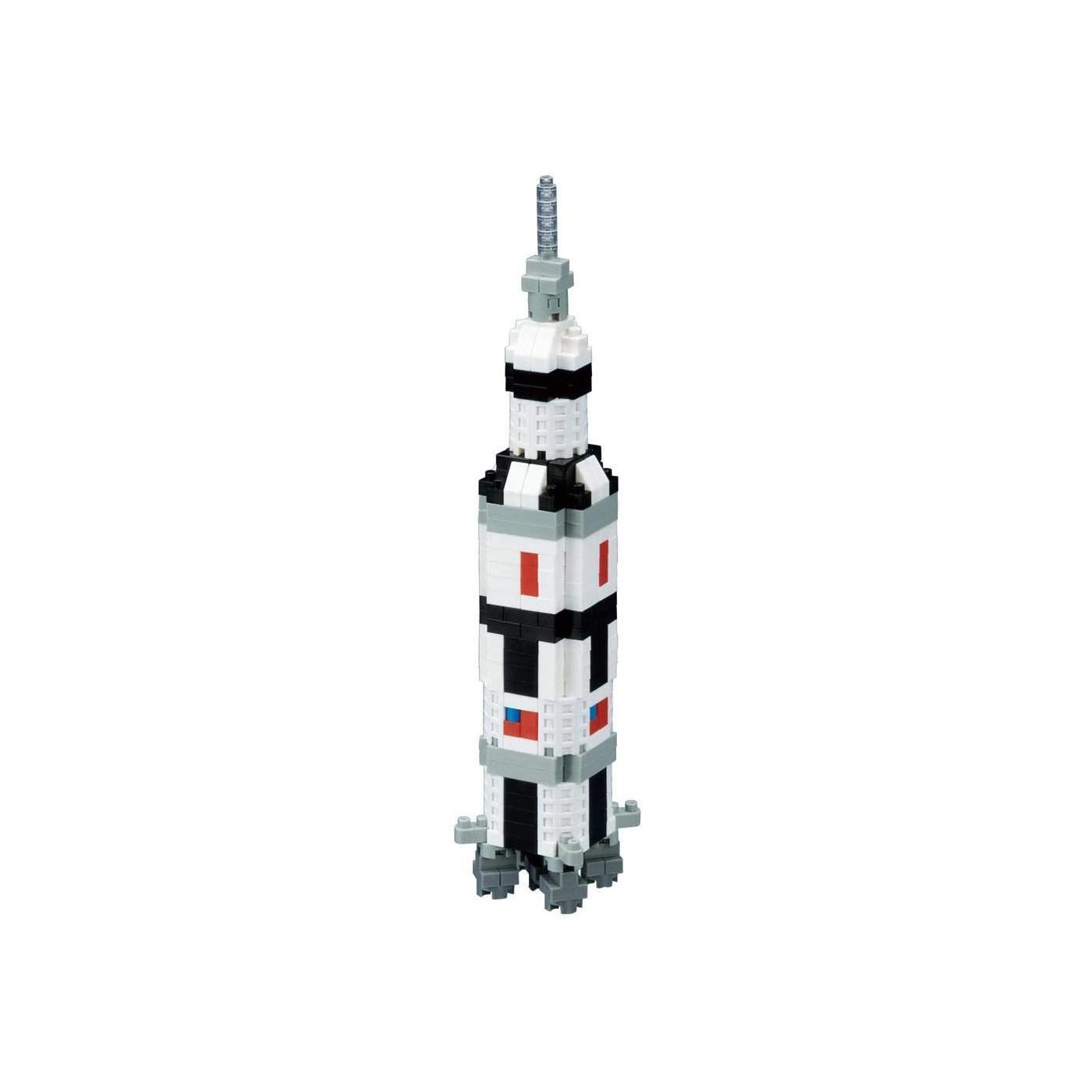 Saturn V Rocket - Nanoblock