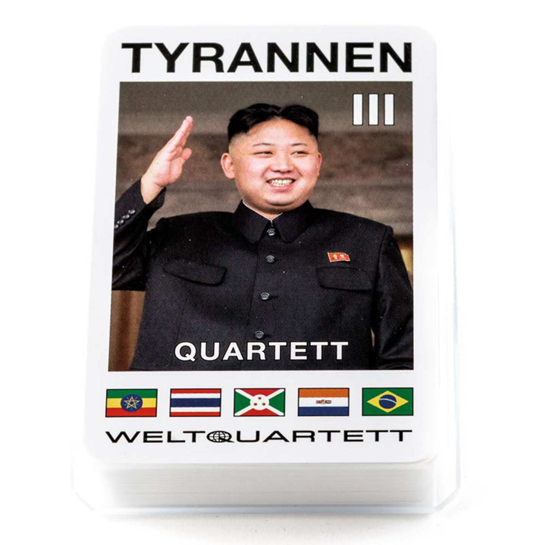 Quartett - Tyrannen Teil 3