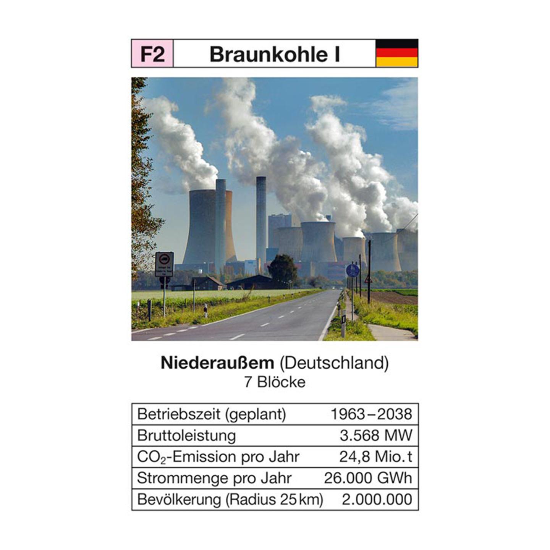 Quartett - Kohlekraftwerk