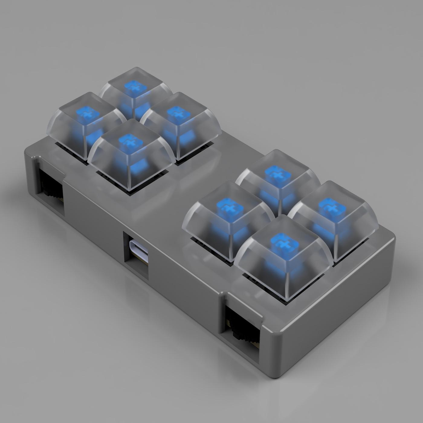 3D Druck - pr0board Gehäuse