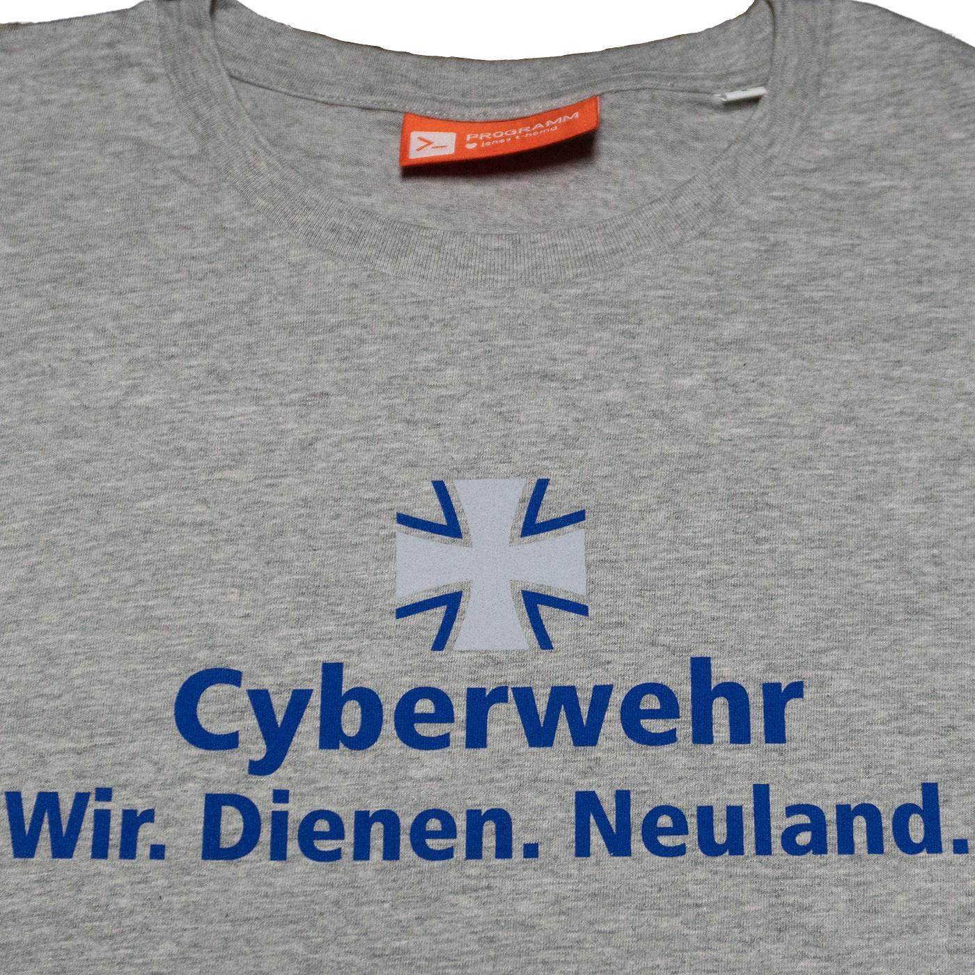 T-Shirt Cyberwehr