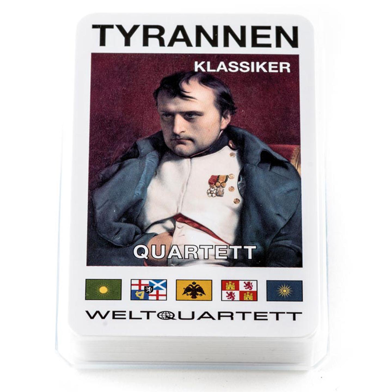 Quartett - Tyrannen Klassiker
