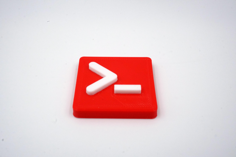 3D Badge - pr0gramm Logo