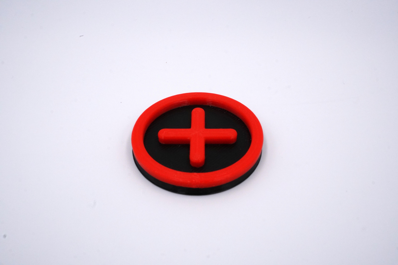 3D Badge - Blussi